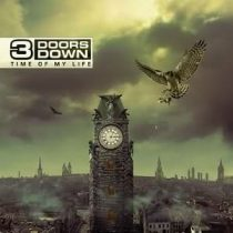 3 DOORS DOWN - Time Of My Life CD