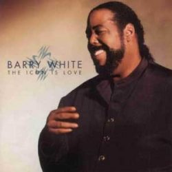 BARRY WHITE - Icon Is Love CD