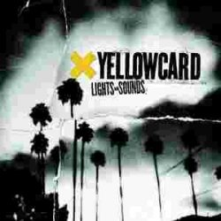 YELLOWCARD - Lights And Sounds CD