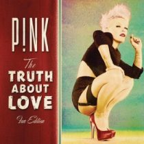 PINK - The Truth About Love /fan edition +3 track cd+dvd/ CD