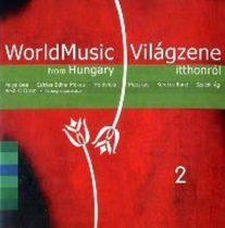 VÁLOGATÁS - World Music From Hungary vol.2. CD