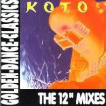 """KOTO - The 12"""" Mixes CD"""