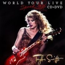 TAYLOR SWIFT - Speak Now World Tour Live /cd+dvd/ CD