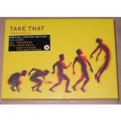 TAKE THAT - Progress /special limited edition cd+dvd box/ CD