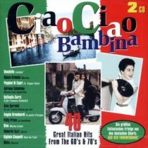 VÁLOGATÁS - Ciao Ciao Bambina / 2cd / CD