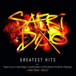 SAFRI DUO - Greatest Hits CD