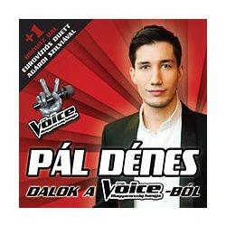 PÁL DÉNES - Dalok A The Voiceból CD