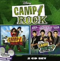 FILMZENE - Camp Rock 1-2 / 2cd / CD