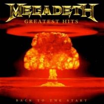 MEGADETH - Greatest Hits Back To The Start CD