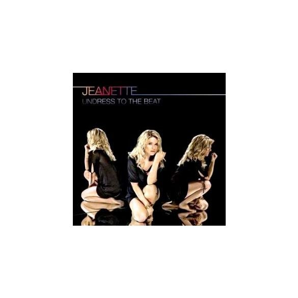 JEANETTE - Undress To The Beat CD