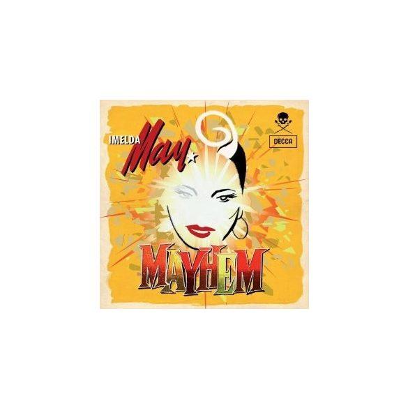 IMELDA MAY - Mayhem CD