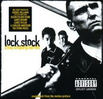 FILMZENE - Lock, Stock And 2 Smoking Barrel CD