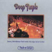 DEEP PURPLE - Made In Europe CD