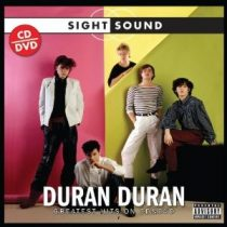 DURAN DURAN - Sight & Sound Greatest Hits /cd+dvd/ CD