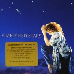 SIMPLY RED - Stars /collector edition/ CD