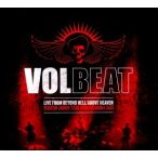 VOLBEAT - Live From Beyond Hell/Above Heaven /cd+2dvd/ CD