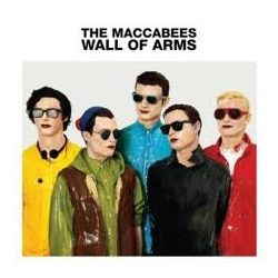 MACCABEES - Wall Of Arms CD