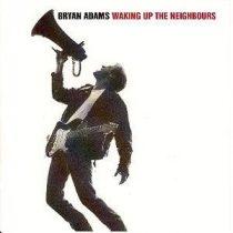 BRYAN ADAMS - Waking Up The Neighbours CD