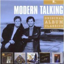 MODERN TALKING - Original Album Classics /5cd/ CD