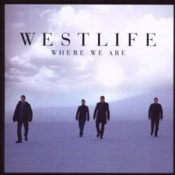 WESTLIFE - Where We Are CD