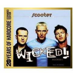 SCOOTER - Wicked 20 Years Of Hardcore /limited 2cd/ CD