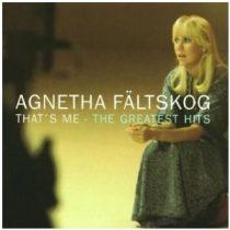 AGNETHA FALTSKOG - Thats Me Greatest Hits CD