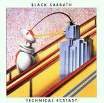 BLACK SABBATH - Technical Ecstasy CD