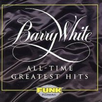 BARRY WHITE - All Time Greatest CD
