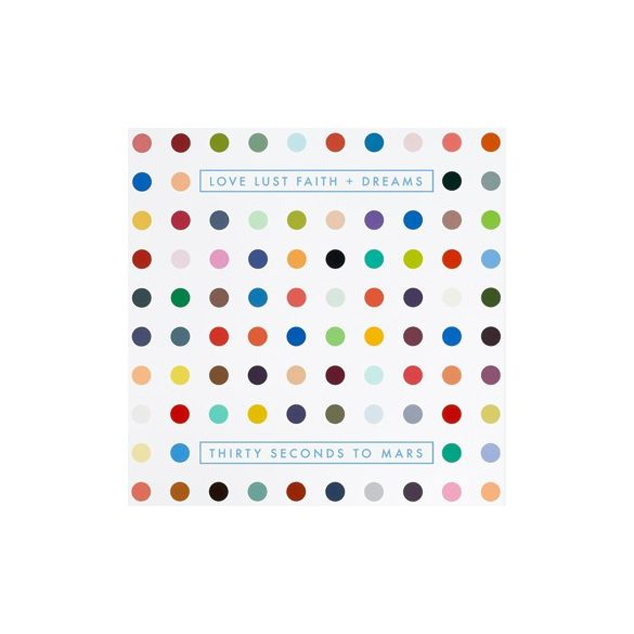 30 SECONDS TO MARS - Love Lust Faith + Dreams CD