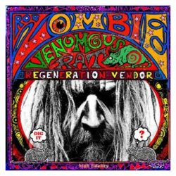 ROB ZOMBIE - Venomous Regeneration Vendor CD