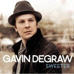 GAVIN DEGRAW - Sweeter CD