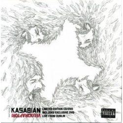 KASABIAN - Velociraptor /limited cd+dvd/ CD