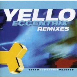 YELLO - Eccentrix Remixes CD