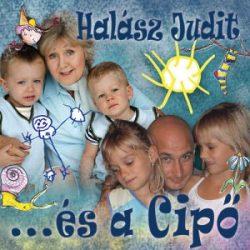 HALÁSZ JUDIT - Halász Judit és a Cipő CD