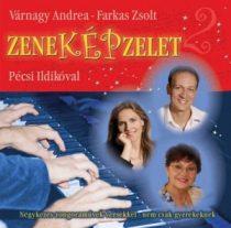 VÁLOGATÁS - Várnagy Andrea Farkas Zsolt Zeneképzelet Pécsi Ildikóval CD