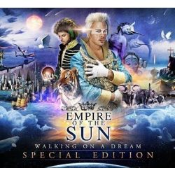 EMPIRE OF THE SUN - Walking On A Dream /special 2cd/ CD