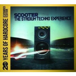 SCOOTER - Stadium Techno Experience 20 Years Of Hardcore /limited 3cd/ CD
