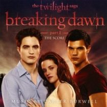 FILMZENE - Twilight Saga Breaking Down Part 1. Score /aláfestő zene/ CD