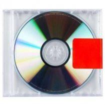 KANYE WEST - Yeezus CD