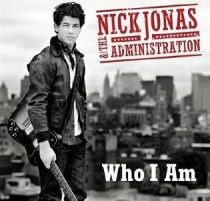 NICK JONAS AND THE ADMINISTRATION - Who I'm CD