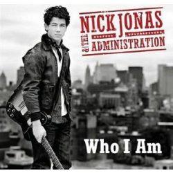 NICK JONAS AND THE ADMINISTRATION - Who I'm CD