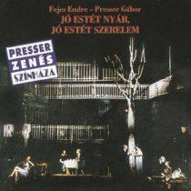 MUSICAL ROCKOPERA - Jó Estét Nyár Jó Estét Szerelem CD