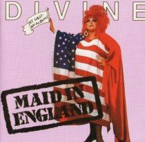 DIVINE - Maid In England /+bonus tracks/ CD