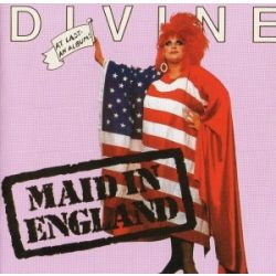 DIVINE - Maid In England /+bonus tracks/ CD