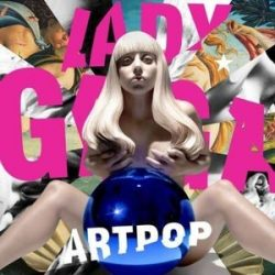 LADY GAGA - Artpop CD