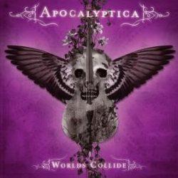 APOCALYPTICA - Worlds Collide /deluxe cd+dvd/ CD