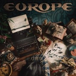EUROPE - Bag Of Bones CD