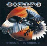 EUROPE - Wings Of Tomorrow CD