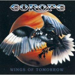EUROPE - Wings Of Tomorrow CD