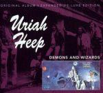 URIAH HEEP - Demons And Wizards /bonus tracks/ CD